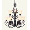 Livex Lighting Tuscany 9 Light Chandelier