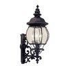 Livex Lighting Frontenac 4 Light Wall Lantern
