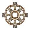 Livex Lighting Ceiling Medallion in Venetian Patina