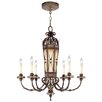 Livex Lighting Bristol Manor 6 Light Chandelier