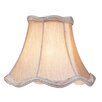 "Livex Lighting 6"" Scallop Bell Candelabra Shade"