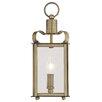 Livex Lighting Garfield 1 Light Hanging Lantern