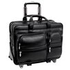McKlein USA P Series Clinton Leather Laptop Catalog Case