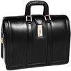 "McKlein USA V Series Morgan Litigator 18"" Leather Laptop Briefcase"