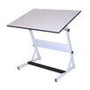 Martin Universal Design Modern Style MXZ Melamine Drafting Table