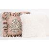 Cotton Tale Nightingale 2 Piece Cotton Throw Pillow Set