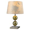 "Dimond Lighting Sharon Hill 16"" H Table Lamp with Empire Shade"