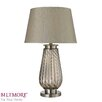 """Dimond Lighting Moro Barley Twist 17"""" H Table Lamp with Empire Shade"""