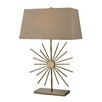 """Dimond Lighting 20"""" H Table Lamp with Empire Shade"""