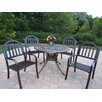 Oakland Living Elite Rochester Dining Set