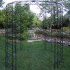 Oakland Living Garden 9 Ft. W x 9 Ft. D Pergola