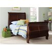 Liberty Furniture Carriage Court Sleigh Bed
