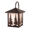 Vaxcel Yosemite 1 Light Wall Lantern