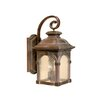 Vaxcel Essex 3 Light Wall Lantern