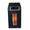 Lifesmart Life Pro Series 1,500 Watt Portable Electric Infrared Cabinet Heater