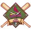Wincraft, Inc. MLB High Def Plaque Wall Clock