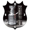 Wincraft, Inc. NHL High Definition Plaque Wall Clock