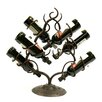 Creative Creations Andranik 6 Bottle Tabletop Wine Rack