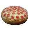Dogzzzz Round Pizza Pet Bed