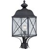 Nuvo Lighting Wingate 1 Light Outdoor Post Lantern