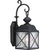 Nuvo Lighting Wingate 1 Light Wall Lantern