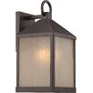 Nuvo Lighting Haven 1 Light Wall Lantern