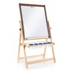 Guidecraft Art 4 in 1 Flipping Floor Easel