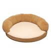 Zoey Tails Ortho Sleeper Bolster Dog Bed