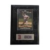 Sports Images MLB Jonathan Papelbon Card Plaque - Boston Red Sox