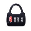 Olympia 3-Dial Combination Lock (Set of 2)
