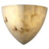 Justice Design Group LumenAria 1 Light Wall Sconce