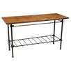 Stone County Ironworks Knot Console Table