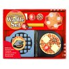 Melissa & Doug Press and Serve Waffle Set