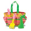 Melissa & Doug 4 Piece Blossom Bright Tote Set