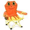 Melissa & Doug Clicker Crab Kid's Directors Chair