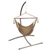 Buyers Choice Phat Tommy Deluxe Hammock Chair and Steel Stand Set