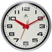 "Infinity Instruments Lexington Avenue 15"" Wall Clock"