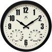 "Infinity Instruments Munich 14"" Wall Clock"