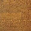 """Somerset Floors Color Plank 5"""" Solid White Oak Hardwood Flooring in Gunstock"""