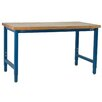 Bench Pro Kennedy Height Adjustable Solid Maple Top Workbench