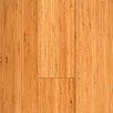 "Hawa Bamboo 5-3/8"" Engineered Bamboo Hardwood Flooring in Carbonized Matte"