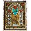 Meyda Tiffany Hampshire Stained Glass Window