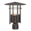 "Designers Fountain Englewood 9"" Lantern Post"