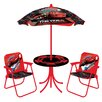 Kids Only Cars 2 Phase 2 Kids Cafe Patio Chair Set