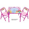 Kids Only Princess The True Princess Within Erasable Kids Square Activity Table Set