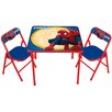 Kids Only Spiderman Erasable Kids Square Activity Table