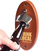 Cathys Concepts Personalized Drink Local Wall Mounted Bottle Opener