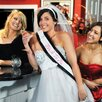 Cathys Concepts Bride to Be Bachelorette Sash and Veil Set