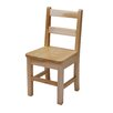 "J.B. Poitras 16"" Wood Classroom Chair"