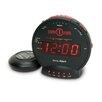 Sonic Alert Sonic Bomb Alarm Clock with Flashing Lights